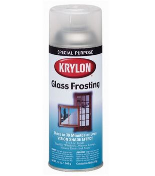 Glass Frosting Spray Aerosol-Interior