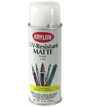 Krylon UV-Resistant Matte Finish-11 oz.