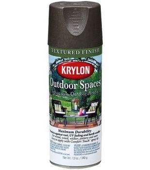 Krylon Outdoor Spacer Textured Finish Aerosol Paint