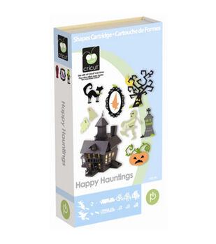 Cricut Shape Cartridge Happy Haunting