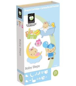 Cricut Provo Craft Shape Cartridge Baby Steps
