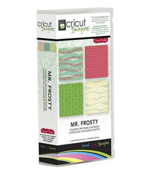 Provo Craft® Cricut® Imagine Colors & Patterns Cartridge-Mr. Frosty
