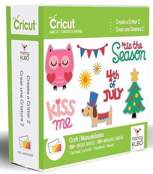 Cricut Everyday Cartridge Create a Critter 2