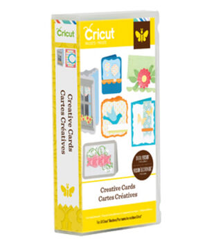 Cricut Cartridge, Creative Cards