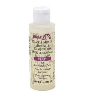 FolkArt® Crackle Medium-4oz