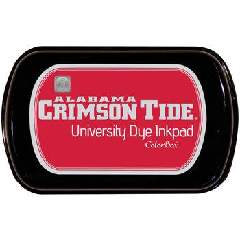 Clearsnap Colorbox University Licensed Dye Inkpad University Of Alabama