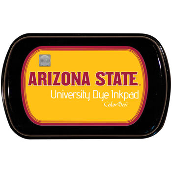 Clearsnap Colorbox University Licensed Dye Inkpad Arizona State