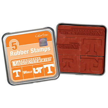 Clearsnap Colorbox University Licensed Stamp Set University Of Tennessee