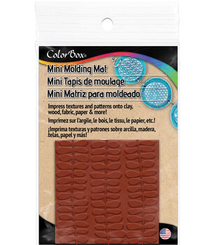 Clearsnap ColorBox Mini Molding Mats Botanical