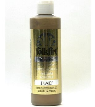 FolkArt® Acrylic Paint-Metallic Pure Gold