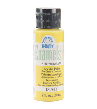 Folk Art Enamel Paint 2 Ounces
