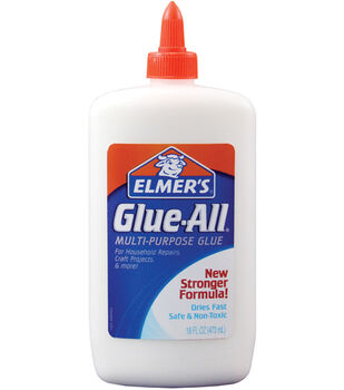 Elmers Glue-All Multi-Purpose Glue-16 Ounces