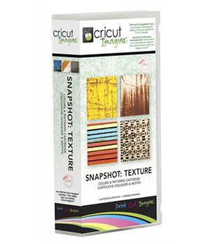 Provo Craft® Cricut® Imagine Colors & Patterns Cartridge-Texture
