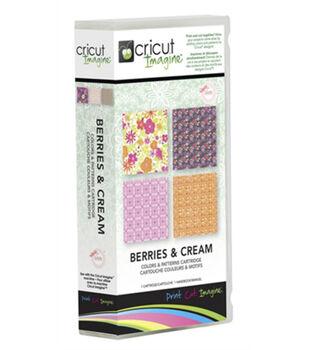 Provo Craft® Cricut® Imagine Color & Patterns Cartridge-Berries & Cream