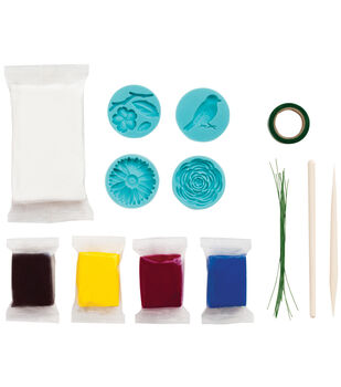 Crafter's Clay Starter Kit-Nature