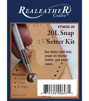 20L Snap Setter Kit-Nickel