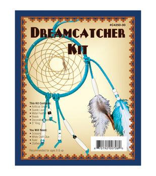 "Large Dreamcatcher Kit, 5"""