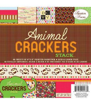 8x8 Animal Crackers