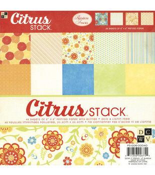 8x8 Citrus Premium Stack