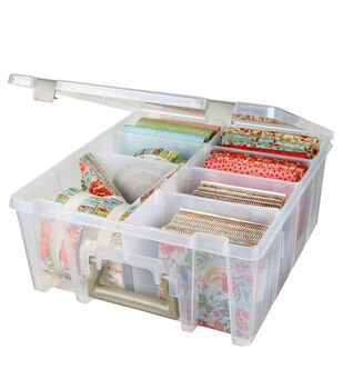 ArtBin Double Deep With Removable Dividers