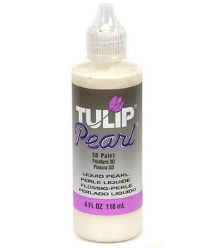 Tulip Pearl Fabric Paint