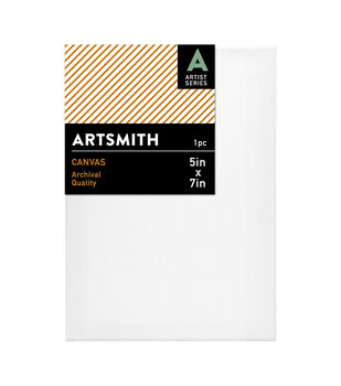 Artist 5''x7'' Stretch Canvas