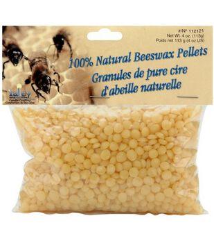 Yaley 100% Beeswax Pellets-4 oz./Natural