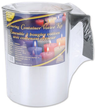 Yaley Candle Crafting Pouring Container Votive Kit