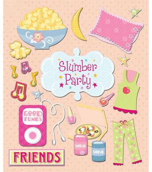 Sticker Medley-Slumber Party