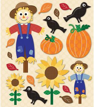 Sticker Medley-Scarecrow