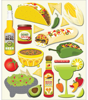 Sticker Medley-Mexican