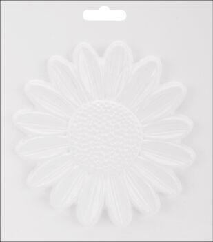 "Yale Plaster Casting Plastic Mold 6.5""X7.25""-Sunflower"