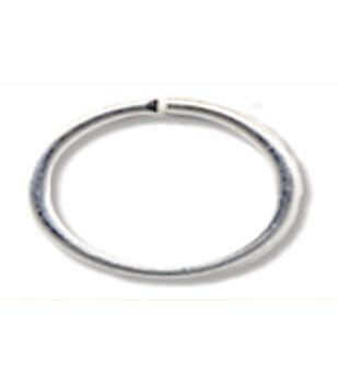 Beadalon Jump Rings 3mm 144/Pkg-Silver