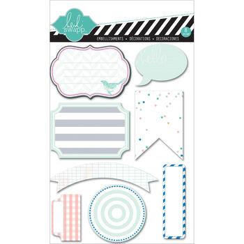 Heidi Swapp Mixed Company Journal Spots Mini Paper Pads