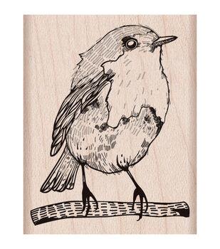 Hero Arts Mounted Rubber stamps Bird