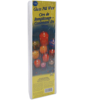 Yaley Premium Glass-Fill Candle Wax Block-1-1/2 lb.