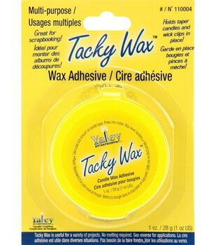 Yaley Multi-Purpose Tacky Wax-1 oz.