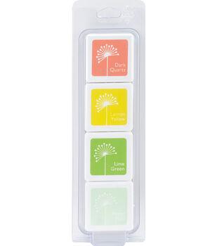 Hero Arts Dye Inks 4 Color Cubes