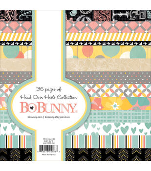 """Baby Bump paper Pad 6""""X6"""" 36/Sheets-Single-Sided"""