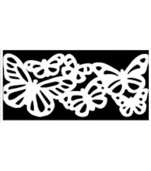 Martha Stewart Crafts Deep Edger Punch Butterflies