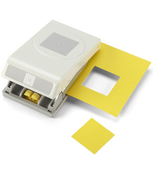 """Nesting Paper Punch-Square 1.25"""""""