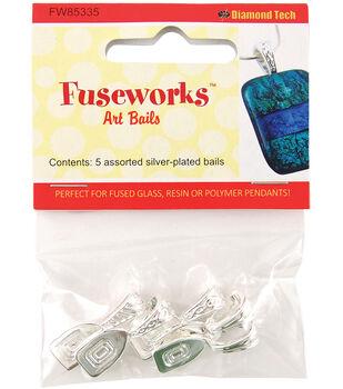 Diamond Tech Fuse Works Art Bails
