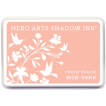 Fresh Peach- Hero Arts Midtone Ink Pads