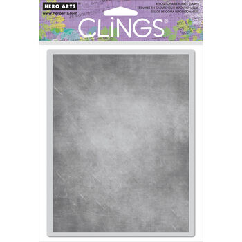 Hero Arts Cling Stamps Chalk Background