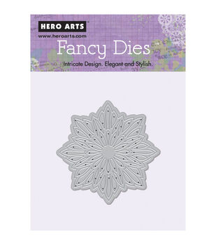 Hero Arts Fancy Dies-Blooming Flower