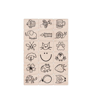 Hero Arts Ink 'n' Stamp Set