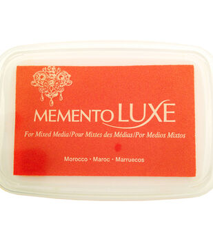 Morocco -memento Luxe Inkpad