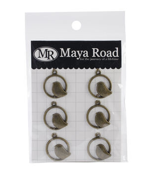 Maya Road Charms - Vintage Findings