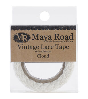 Vintage Fabric Lace Tape