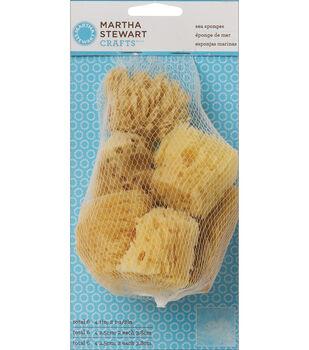 Martha Stewart Sea Sponge Cubes 6/Pk